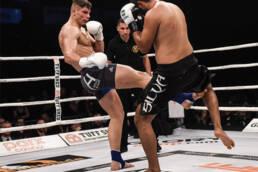 Glory Rico Verhoeven vs. Anderson Silva