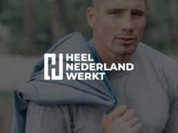 Rico Verhoeven partners Heel Nederland Werkt